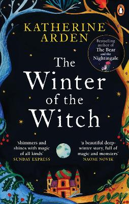 The The Winter of the Witch by Katherine Arden