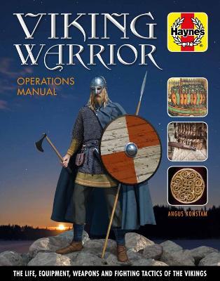 Viking Warrior by Angus Konstam