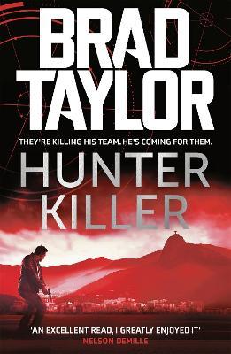 Hunter Killer book