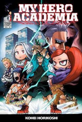 My Hero Academia, Vol. 20 by Kohei Horikoshi