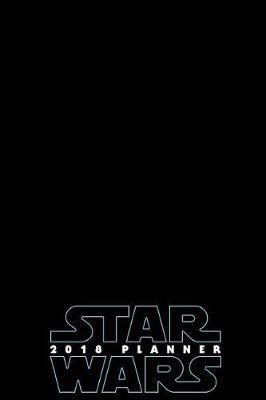 2018 Star Wars Planner - Blue by Pyramid