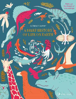 A Brief History of Life on Earth by Clemence Dupont