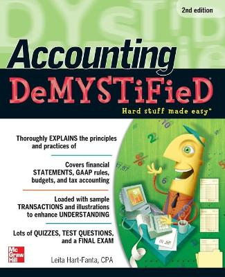 Accounting DeMYSTiFieD by Leita Hart