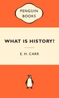 What is History? book