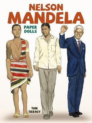 Nelson Mandela Paper Dolls book