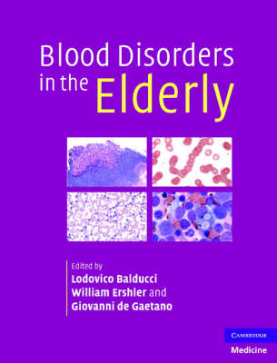 Blood Disorders in the Elderly book