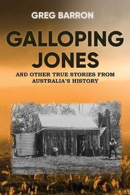 Galloping Jones by Greg Barron
