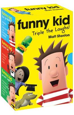 Funny Kid Triple the Laughs! (Boxed set, Books 1-3) by Matt Stanton