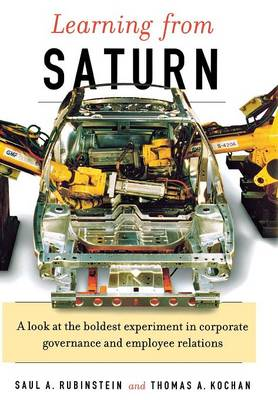 Learning From Saturn book
