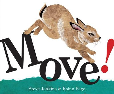 Move! by Robin Page