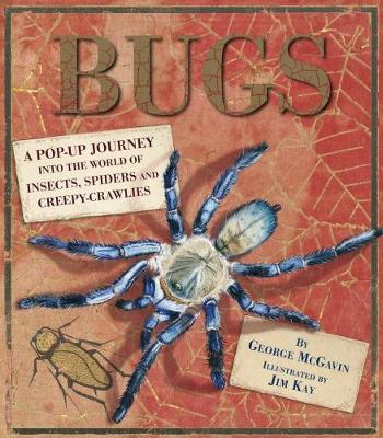 Bugs by Dr George McGavin