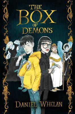 Box of Demons by Daniel Whelan