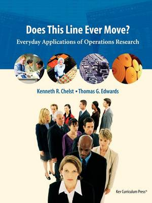 Does This Line Ever Move? book