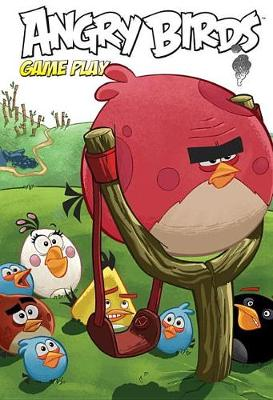 Angry Birds Comics Game Play by Paul Tobin