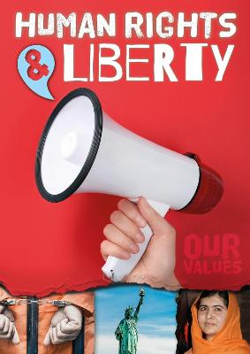 Human Rights and Liberty by Charlie Ogden