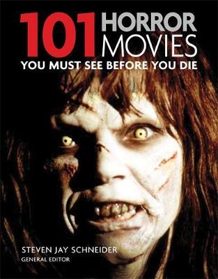 101 Horror Movies book