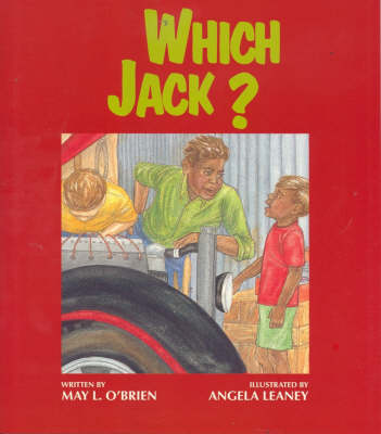 Which Jack? The Badudu Stories by O'Brien May