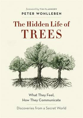 Hidden Life of Trees: What They Feel, How They Communicate - Discoveries from a Secret World by Peter Wohlleben