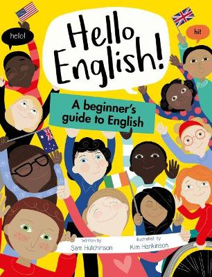 A Beginner's Guide to English book