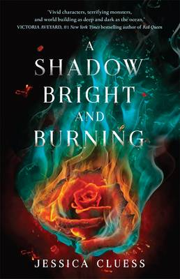 Shadow Bright and Burning, A by Jessica Cluess