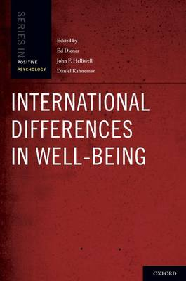 International Differences in Well-Being by Ed Diener