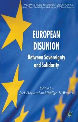 European Disunion by Jack Hayward