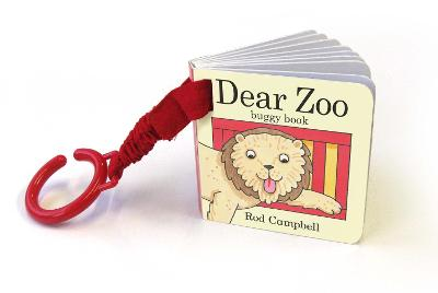 Dear Zoo Buggy Book by Rod Campbell
