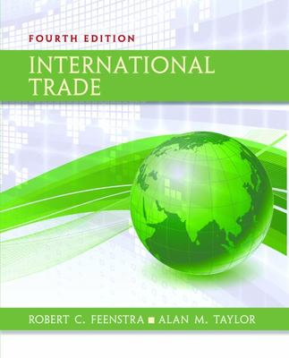 International Trade by Alan M. Taylor