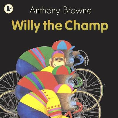 Willy the Champ book