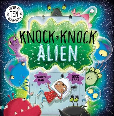 Knock Knock Alien by Caryl Hart