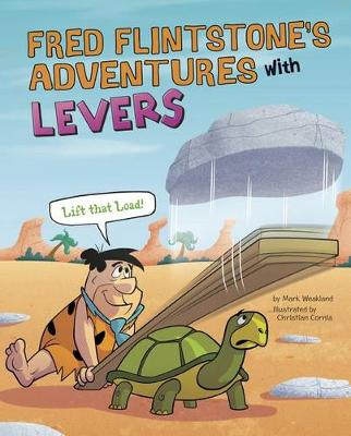 Fred Flintstone's Adventures with Levers book