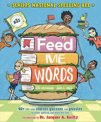 Feed Me Words book