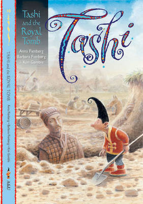 Tashi and the Royal Tomb by Anna Fienberg