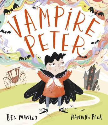 Vampire Peter by Hannah Peck