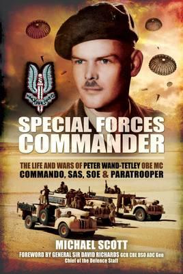 Special Forces Commander by Michael Scott