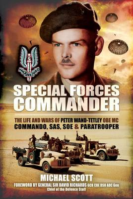 Special Forces Commander book