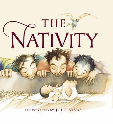The The Nativity by Julie Vivas