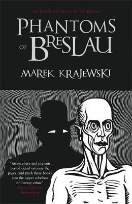 Phantoms of Breslau by Marek Krajewski