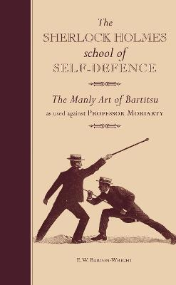 Sherlock Holmes School of Self-Defence book
