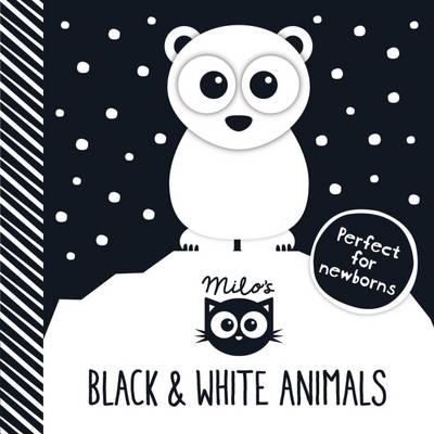 Black and White Animals book