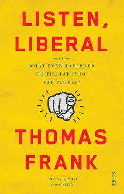 Listen, Liberal book