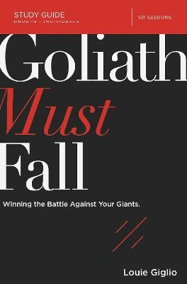 Goliath Must Fall Study Guide book