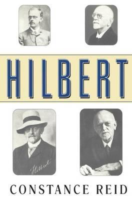 Hilbert by Constance Reid