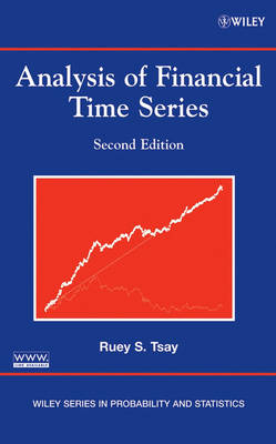Analysis of Financial Time Series by Ruey S. Tsay