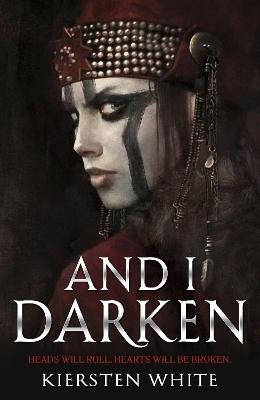 And I Darken book