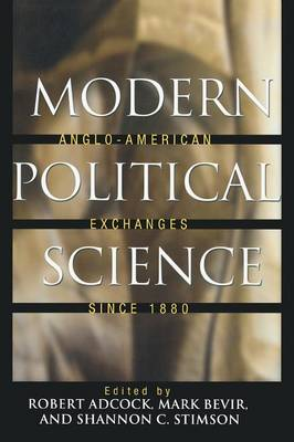 Modern Political Science by Robert Adcock