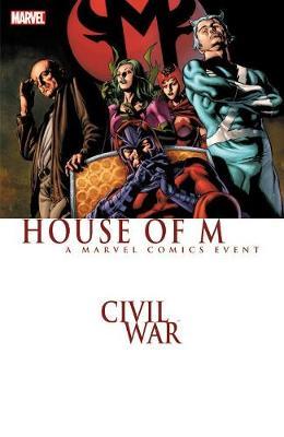 Civil War: House Of M by Andrea Di Vito