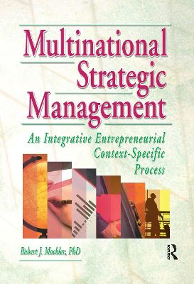Multinational Strategic Management by Erdener Kaynak