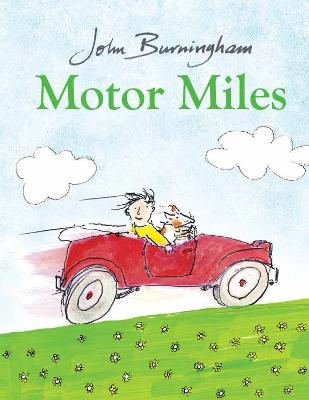 Motor Miles by John Burningham