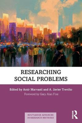 Researching Social Problems by Amir Marvasti